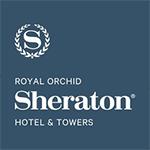 Royal orchid Sheraton logo
